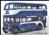 EFE 10119 AEC Regent RT - Hull Corporation - PRE OWNED